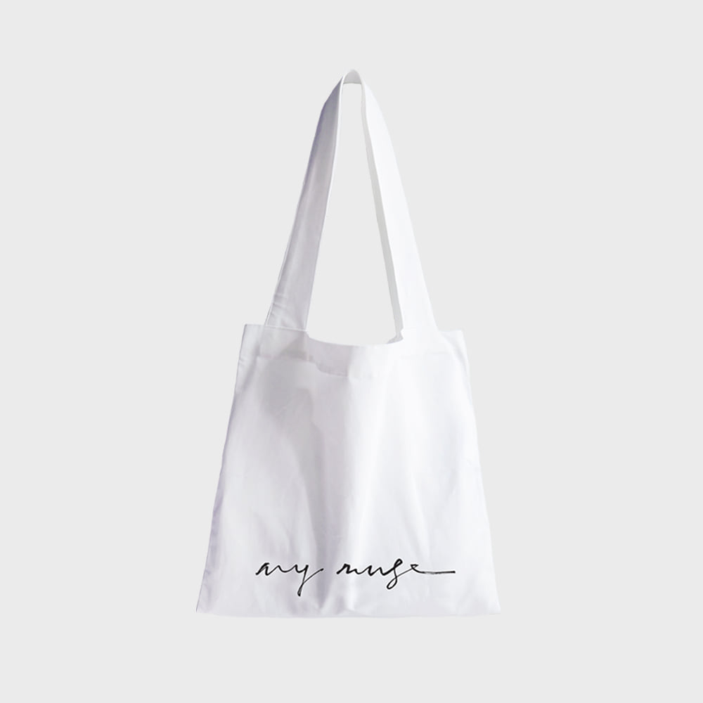 [이다해착용] My muse bag - White
